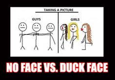 Girls Vs. Boys! (10 funny photos)