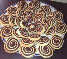Spirale vanille/chocolat (Debrito) - Recette Cuisine Companion