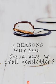 When someone gives you an email address, they do want to hear from you.