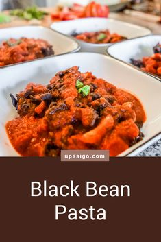 Trader Joe's Organic Black Bean Rotini is like eating a bowl of beans, but it tastes like pasta! I topped them off with marinara for a delicious meal. Beans Protein, One Pot Meals, Easy Meals, Black Bean Pasta, Pasta Marinara, Easy Lunch Boxes, Tomato Basil, Vegetarian Meals, Vegan Life