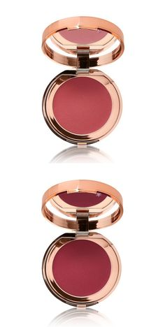 Beauty Nails, Beauty Makeup, Makeup Tips, Charlotte Tilbury Hot Lips, Beauty And Beast Wedding, Cream Blush, Cosmetic Packaging, Lipstick Shades, Makeup Forever