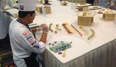 American Culinary Classic – The Center of The Plate
