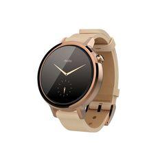 Motorola Moto 360 2nd Gen leather-strap smartwatch, $330 nordstrom.com