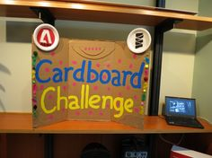 MakerBoulder.com and Horizons K-8 Host Boulder Cardboard Challenge! October 11, 10a-2p @ Horizons. We'll be making arcade games, mazes, Boxtrolls and more. It's free and there are prizes. #cardboardchallenge #boxtrollscc #makerboulder #makerfaire