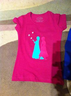 Flocken : Anna and Elsa  For aiko