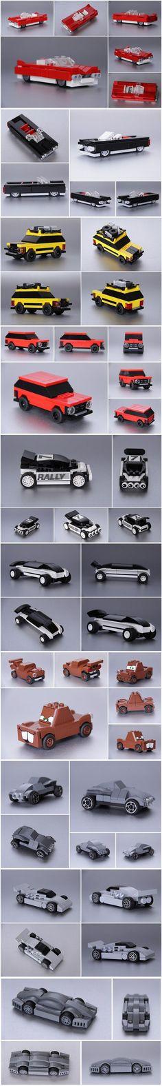 Amazing mini-scale cars!!!!!