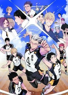 Read Haikyuu teams: Fukurodani 🌵🌵🌵 from the story Las mejores versiones de Haikyuu! Bokuto Koutarou, Tsukkiyama, Akaashi Keiji, Bokuaka, Kuroo, Kageyama, Manga Haikyuu, Haikyuu Fanart, Manga Anime