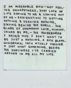 """vilicity: """" words by Allen Ginsberg, a letter to Jack Kerouac """""""