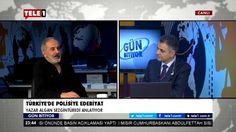 Türkiye'de Polisiye Edebiyat - Algan Sezgintüredi