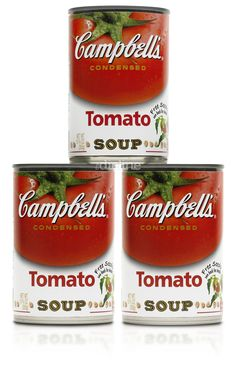 Classic Campbell's soup.