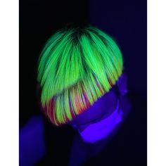 Cut and color Neon Hair Color, Fantasy Hair Color, Cut And Color, Dreadlocks, Hair Styles, Beauty, Hair Plait Styles, Hair Makeup, Hairdos