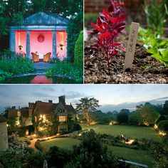 Eat Your Way Through Great English Gardens: Food + Cooking : gourmet.com