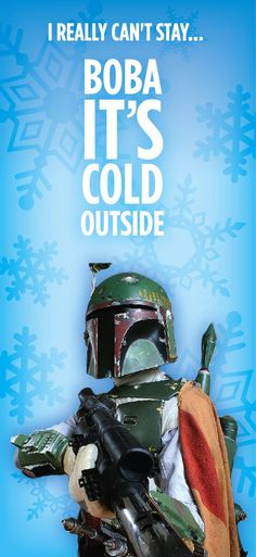Geeky Holiday Cards | The Mary Sue
