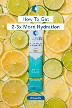 Hydration Multiplier is a great-tasting, Non-GMO electrolyte drink mix powered by Cellular Transport Technology (CTT®) to deliver hydration to your bloodstream faster and more efficiently than water alone. Whole30 Weight Loss, Fast Weight Loss Diet, Weight Loss Before, Weight Loss Drinks, Easy Weight Loss, Health And Nutrition, Health And Wellness, Health Fitness, Eating For Weightloss