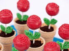 Rosen-Cake-Pops zum Valentinstag | eatsmarter.de