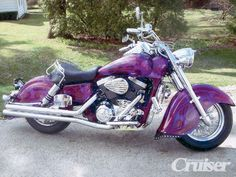 Image detail for -2001 Kawasaki Vulcan 1500 Drifter Photo 3