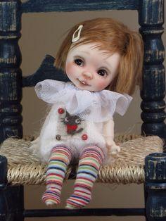 Amazing OOAK Maggie by NikkiBritt...customized by ElfinHugs