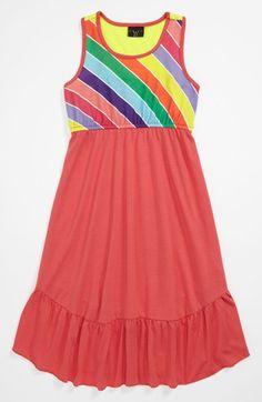 W Girl Maxi Dress (Little Girls)   Nordstrom