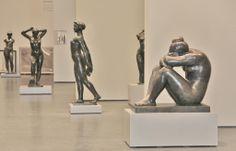 Kunsthal de Rotterdam : Rétrospective Maillol | Canaletto à Venise - Musée Maillol