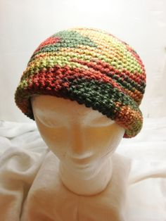 Fall Winter Hat Hunting Hat Duck Dynasty by ThreadsNThingsbyMarg, $20.00