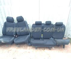 Комплект сидінь на Land Rover Freelander 1 (1998-2006)