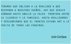 De Julio Cortazar.
