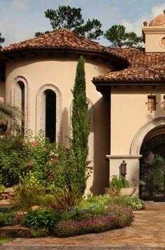 Old World, Mediterranean, Italian, Spanish U0026amp; Tuscan Homes U0026amp; Decor #