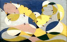 Plasticita Dinamica c. 1925  Giacomo Balla, Italy 1881-1958   oil on wood33 x 52cm