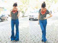 CDE: Uma Calça • Três Looks