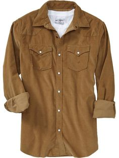 Old Navy | Men's Western Shirts