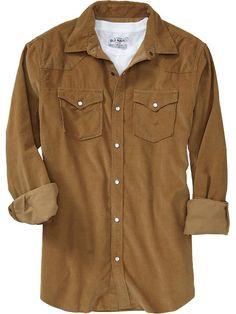 Old Navy   Men's Western Shirts