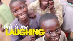 """Dig og mig og vi tro: Leg er grundlæggende for børns eksistens Fra videoen """"This is me - children's right to play"""""""