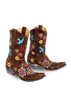 Western Cowboy Boots I Love