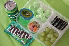 Studio 5 - School Lunches Kids Love-SOOO many fun ideas in this segment. Printables, Pudding Pouch, Colored lunch theme...