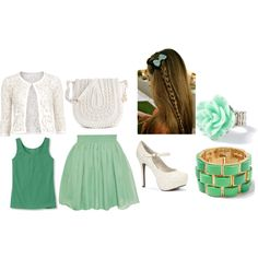 style for school by rizka-habsyi on Polyvore