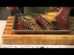 *****************USE THIS VIDEO!!!!!!!!!!!!Broiled Lobster Tails | See the simple, less messy way to cook lobster. USE THIS VIDEO!!!!!!!!!!!!!!!!!!!!!!