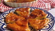 Moroccan Kalinti - A Savory Chickpea and Egg Flan: Moroccan Kalinti (Karane, Karantika