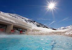 Skiurlaub im Luxus-Berghotel direkt an der Piste, inkl. Frühstück, 5-Gänge-Menü, Spa-Zugang und vielem mehr
