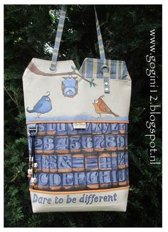 FREE tutorial This tote is made by GoGini Totes you can find us at www.gogini12.blog... and on facebook: GoGini Totes