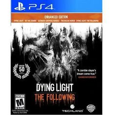 Dying Light Following Ened Ps4