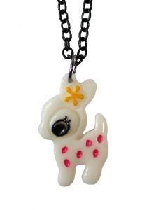 Deer To My Heart mini valkoinen 7,50€