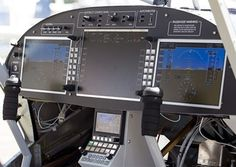 The Zenith CH750 instrument panel assembled by Avilution was made from cheap, readily available components designed for non-aviation applications and operated by Avilution's XFS software.