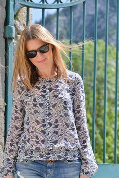 blouse isabel marant etoile