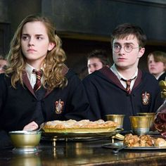 Recipes inspired by foods in Harry Potter
