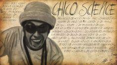 Chico Science  Autor: ATILA FRAGOZO