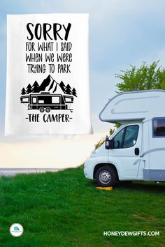 Looking to buy a peace offering for your wife or girlfriend? If you both are campers, then giving her a couple of these camping dish towels will be a sure win.