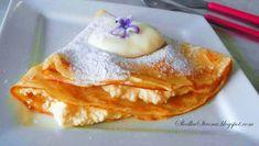 Naleśniki z Białym Serem Pancakes, Breakfast, Food, Morning Coffee, Essen, Pancake, Meals, Yemek, Eten