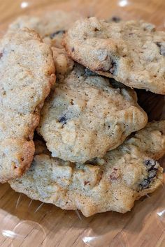 Bake the best oatmeal cookies using this quick and easy oatmeal cookie recipe! This delicious cookie recipe incorporates raisins, vanilla, oats, and pecans. you will love baking these cookies for a snack or dessert!