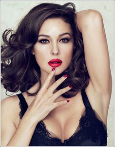 Monica Bellucci for Dolce & Gabbana Makeup