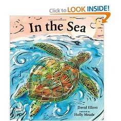 """In the Sea"" by David Elliott"